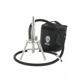 SKULL OVNI XS STAINLESS