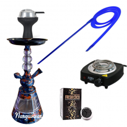 PACK FULL CELESTE HOOKAH TRADE