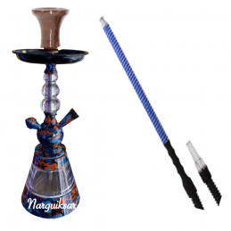 PACK HOOKAH TRADE ALU